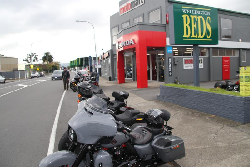 Social Ride Martinborough May 2019