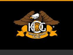 H.O.G Patch (Small)